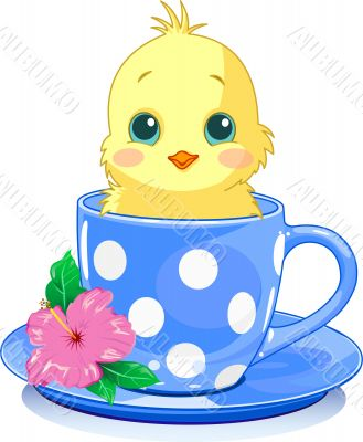 Cup chick