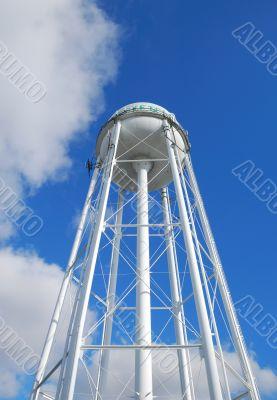 municipal water reservior