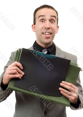 Holding Files