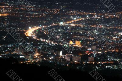 Chiang Mai Nightscape