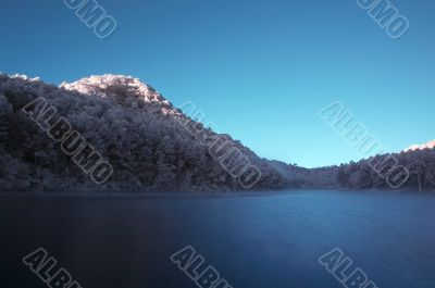 Peace of Pang Aung - Infrared