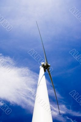Wind Turbine Of Toronto Hydro Corporation