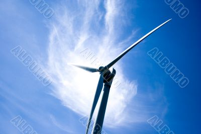 Wind Turbine Of Toronto Hydro Corporation