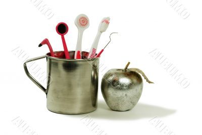 Dental Tools and health