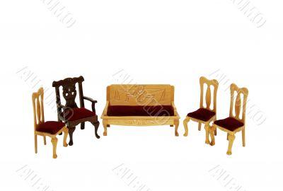 Formal seating