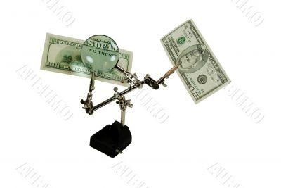 We Trust money