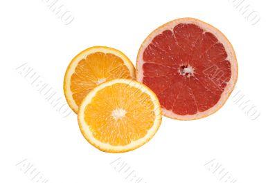 Citrus  fruit.
