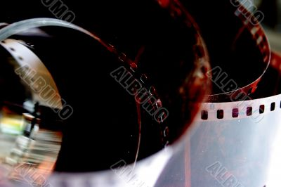 colour photographic film