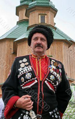 Ukrainian cossack general