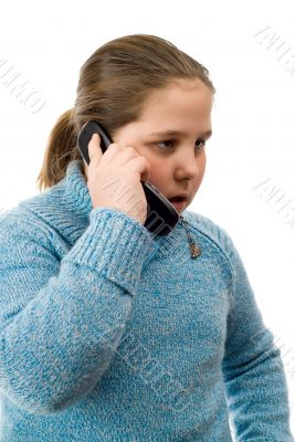 Serious Phone Conversation