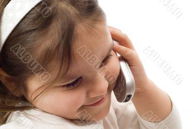 Child Phone Conversation