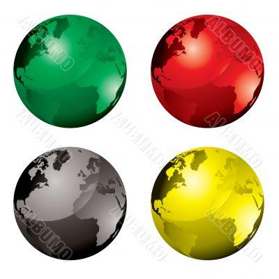gel globe variation