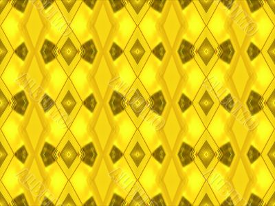 brightly-yellow luminous background