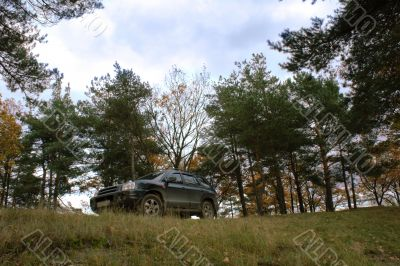 Overcoming offroad