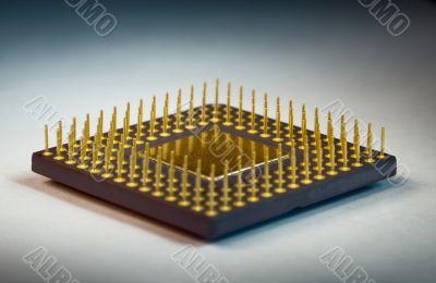 legs of the processor