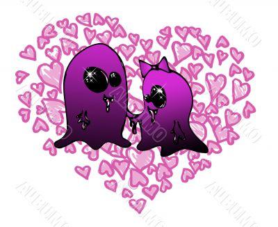 tender love monter couple
