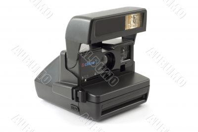 Photo camera, formation, analog