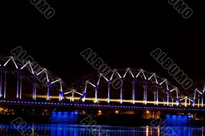 Riga Railway bridge