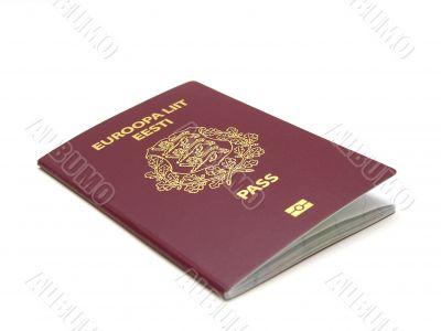 Estonian passport