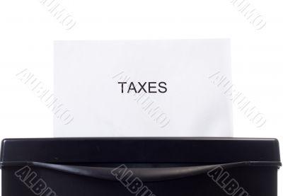 Eliminating Taxes