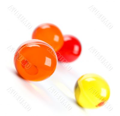 bath aromatic balls
