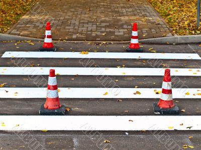 crosswalk repair