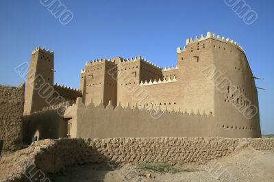 Saad ibn Saud Palace in Diriyah