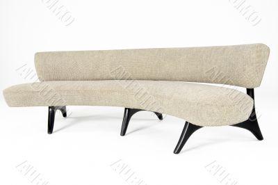 cream modern sofa