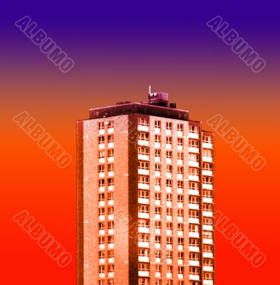 flats abstract