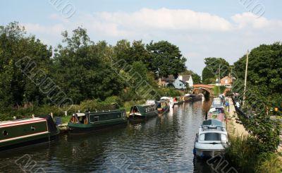 British canal