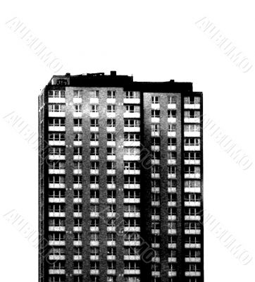 abstract of flats