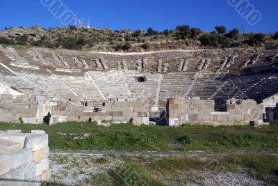 Theater in Bodrum, Turkey