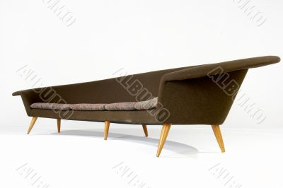 Sleek Modern Sofa