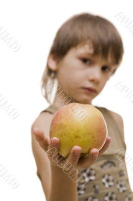 Do you want an apple