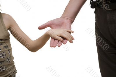 Give my hand