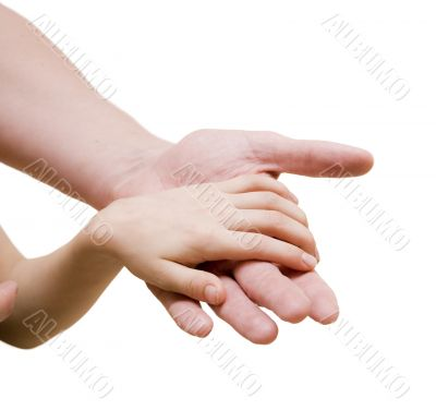 Let me your hand