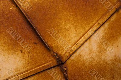 distressed metal surface /  grunge background