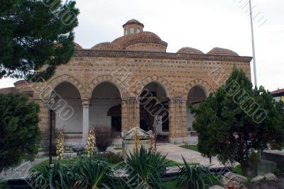 Archeological museum in Iznik, Turkey