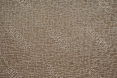 Beige spotty background with a thick pile