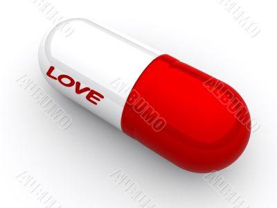 Love capsule