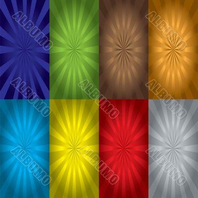 radiate variation