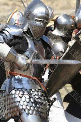 knight attacks