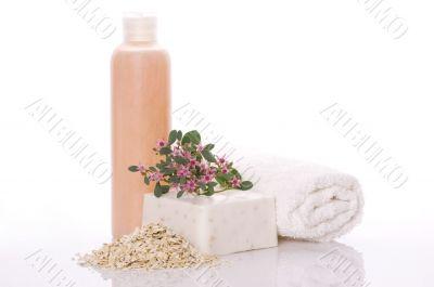 spa. bath items