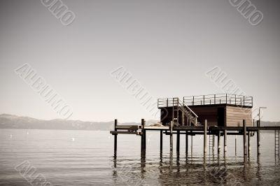 Tranquil dock