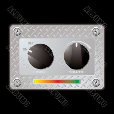 switch metal panel duo