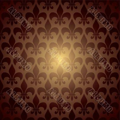 symbol repeat brown