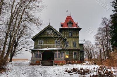 Alexander BENUA`S summer residence (1870 - 1960)
