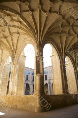 column of cloister