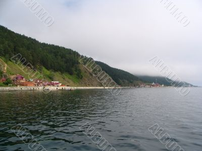 West coast of Baikal