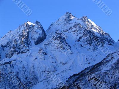 peak of Germogenov
